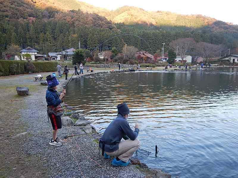 フィッシングリゾート上永野